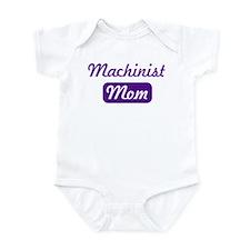 Machinist mom Infant Bodysuit
