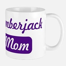 Lumberjack mom Mug