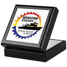 HC Logo (Color 2) Keepsake Box