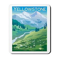 Yellowstone Mousepad