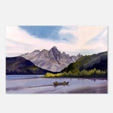 Redfish Lake Postcards (Package of 8)