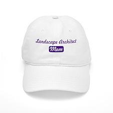 Landscape Architect mom Baseball Cap