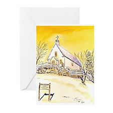 St. Joseph's Church Greeting Cards (Pk of 20)