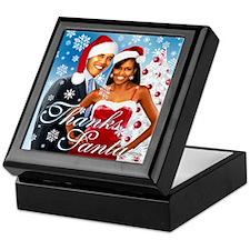 Thanks Santa! Keepsake Box