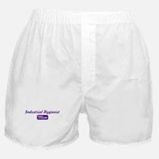 Industrial Hygienist mom Boxer Shorts