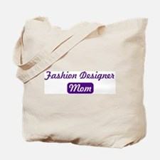 Fashion Designer mom Tote Bag