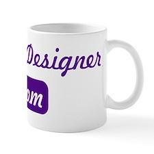 Fashion Designer mom Mug