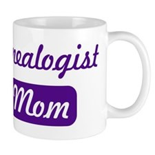 Genealogist mom Mug