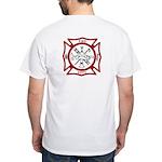 fireDeptCross T-Shirt
