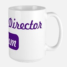 Funeral Director mom Mug