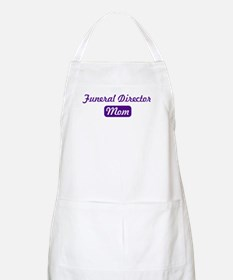Funeral Director mom BBQ Apron