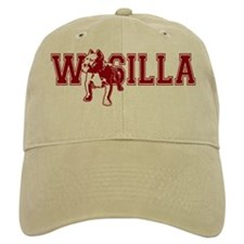Wasilla Pit Bulls Baseball Cap