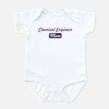 Chemical Engineer mom Infant Bodysuit
