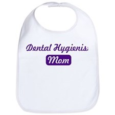 Dental Hygienist mom Bib