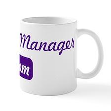 Database Manager mom Mug