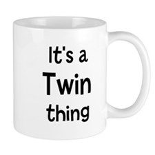 Its a Twin thing Mug