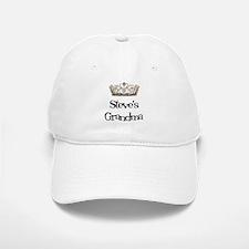 Steve's Grandma Baseball Baseball Cap