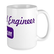 Biomedical Engineer mom Mug