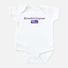 Biomedical Engineer mom Infant Bodysuit