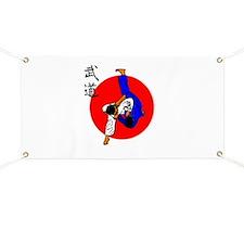 Judo Glory Banner
