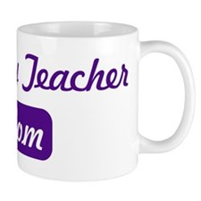 Anatomy Teacher mom Mug