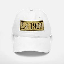 1909 Baseball Baseball Cap