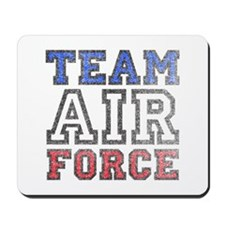 Team Air Force Mousepad