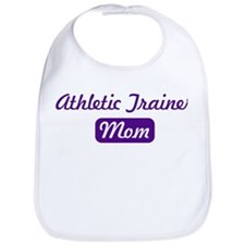Athletic Trainer mom Bib