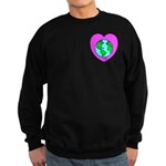 Love Our Planet Sweatshirt (dark)