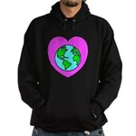 Love Our Planet Hoodie (dark)
