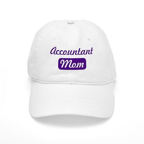 Accountant mom Cap