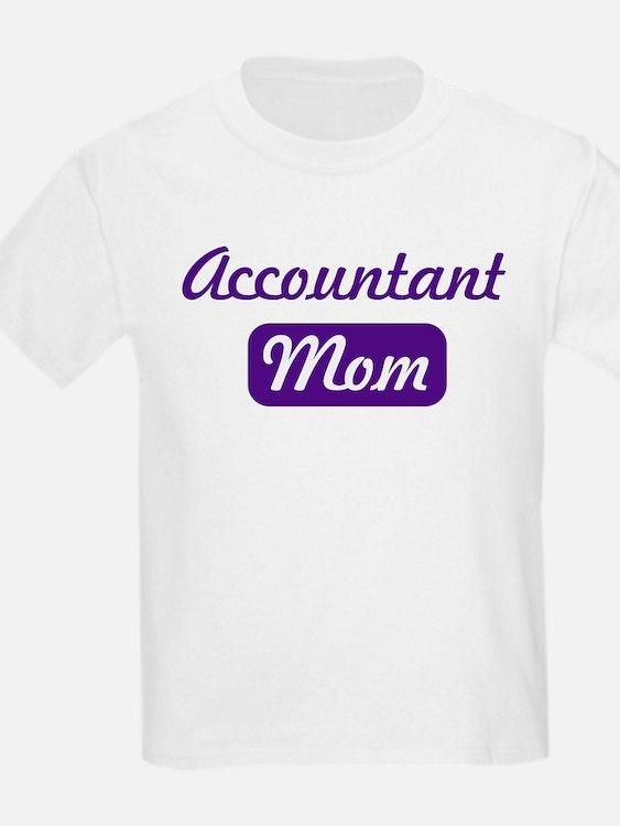 Accountant mom T-Shirt