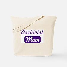 Archivist mom Tote Bag