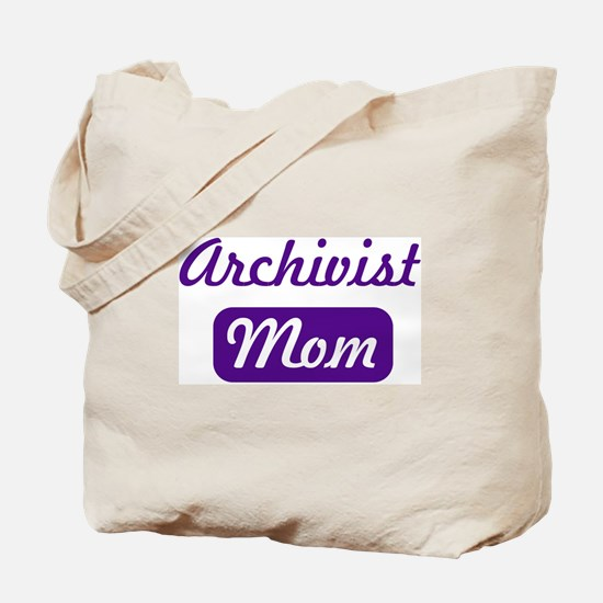 Archivist mom Tote Bag