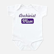 Archivist mom Infant Bodysuit