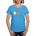 Stay Regular Women's Dark T-Shirt