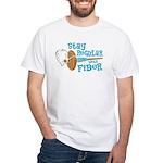 Stay Regular White T-Shirt