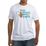 Stay Regular Fitted T-Shirt