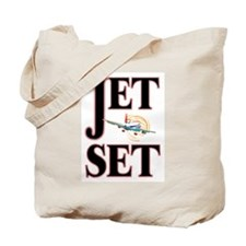 Jet Set 2 Tote Bag