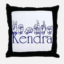Kendra Throw Pillow
