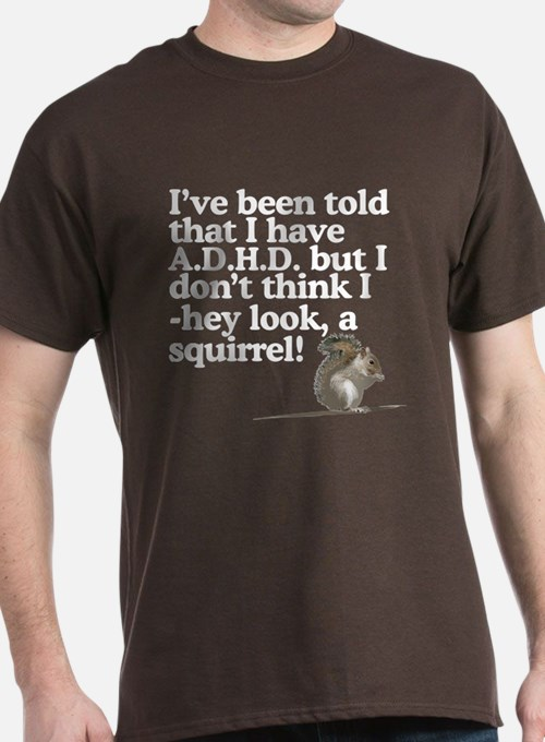 hey look, a squirrel! T-Shirt