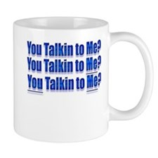 Robert DeNiro Quote Mug