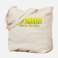 Clint Eastwood Quote Tote Bag