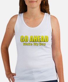Clint Eastwood Quote Women's Tank Top