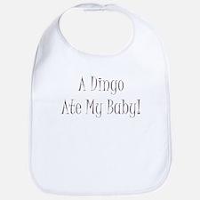 Dingo Ate My Baby Gift Bib