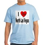 I Love North Las Vegas Light T-Shirt
