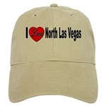 I Love North Las Vegas Cap