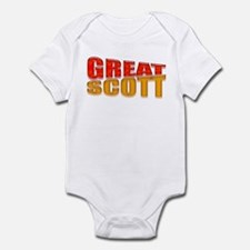 Back To The Future Infant Bodysuit
