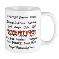 Cute Thoroughbred dressage eventing ottb Mug
