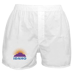 Idaho Boxer Shorts